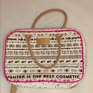 Benefit Cosmetics Weekender Makeup Bag